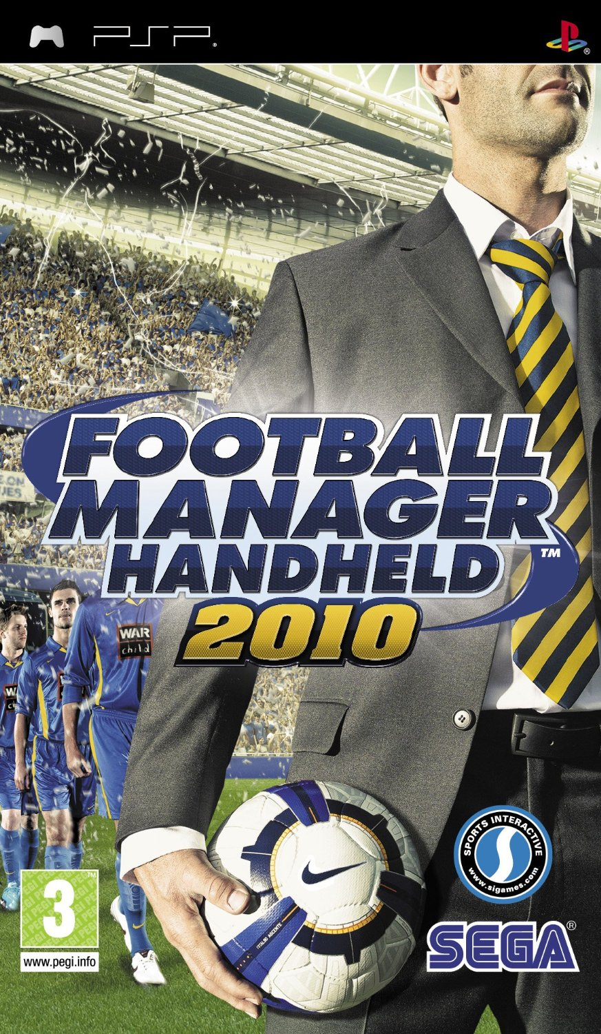 Football Manager Hndheld 2010