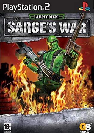 Army Men Sarges War