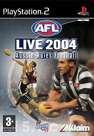 AFL Live 2004 Aussie Rules Football