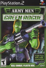 Army Men Green Rogue
