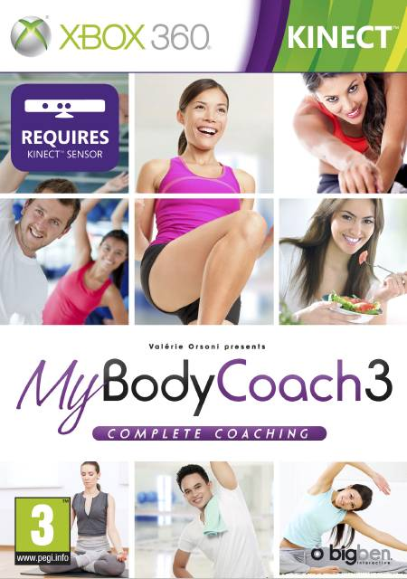 Valeria orsoni presents My Body Coach 3 Complete Coaching