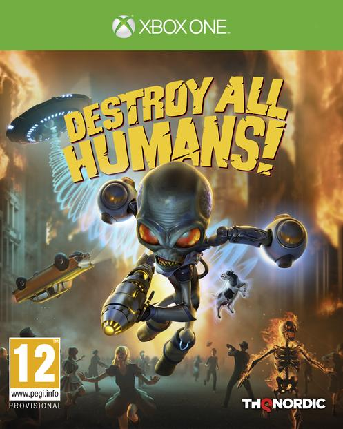 Destroy All Humans (2020)