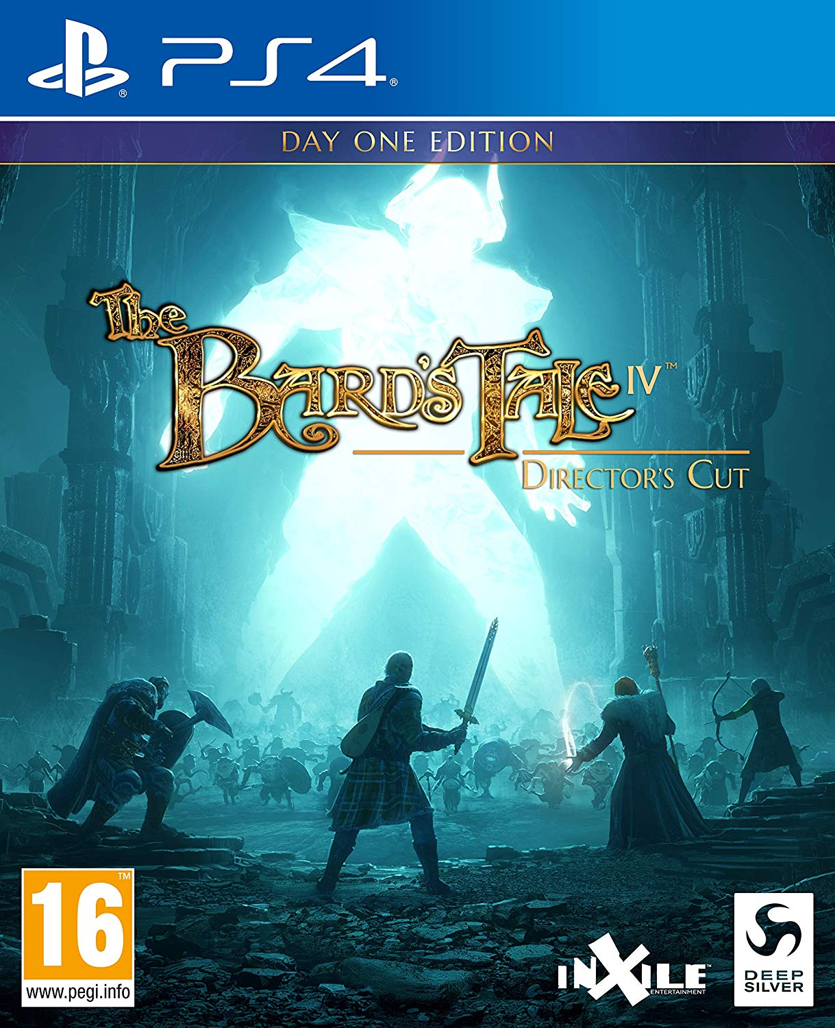 The Bards Tale IV Directors Cut Day One Edition - PlayStation 4 Játékok