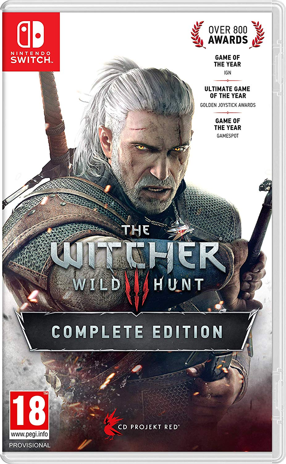 The Witcher 3 Wild Hunt Complete Edition