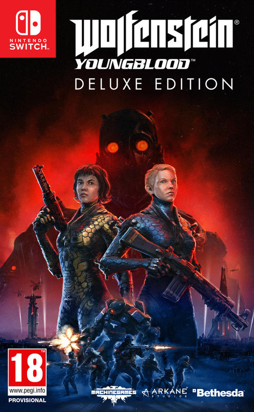 Wolfenstein Youngblood Deluxe Edition (Letöltőkód)