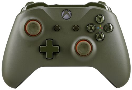 Xbox One Controller Green