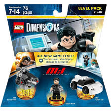 Lego Dimensions Mission Impossible Level Pack (71248) - Figurák Lego Dimension
