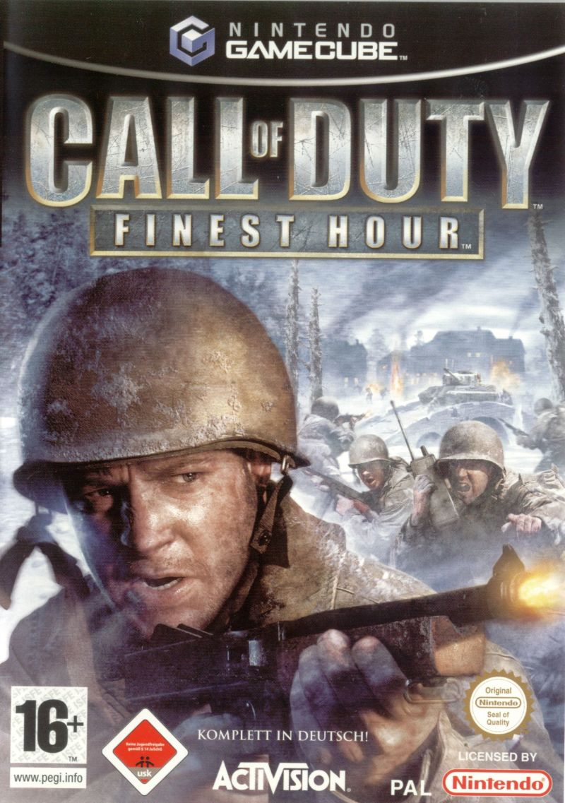 Call of Duty Finest Hour
