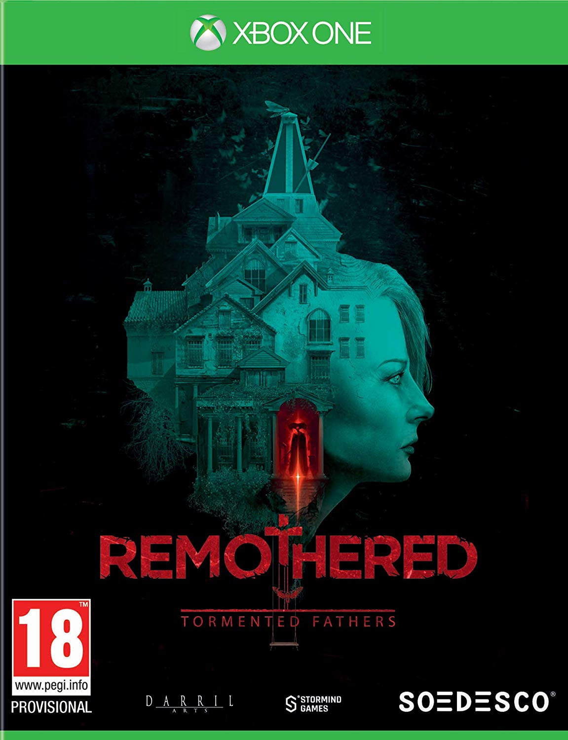 Remothered Tormented Fathers - Xbox One Játékok