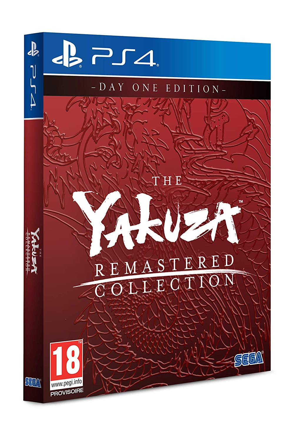 Yakuza Remastered Collection