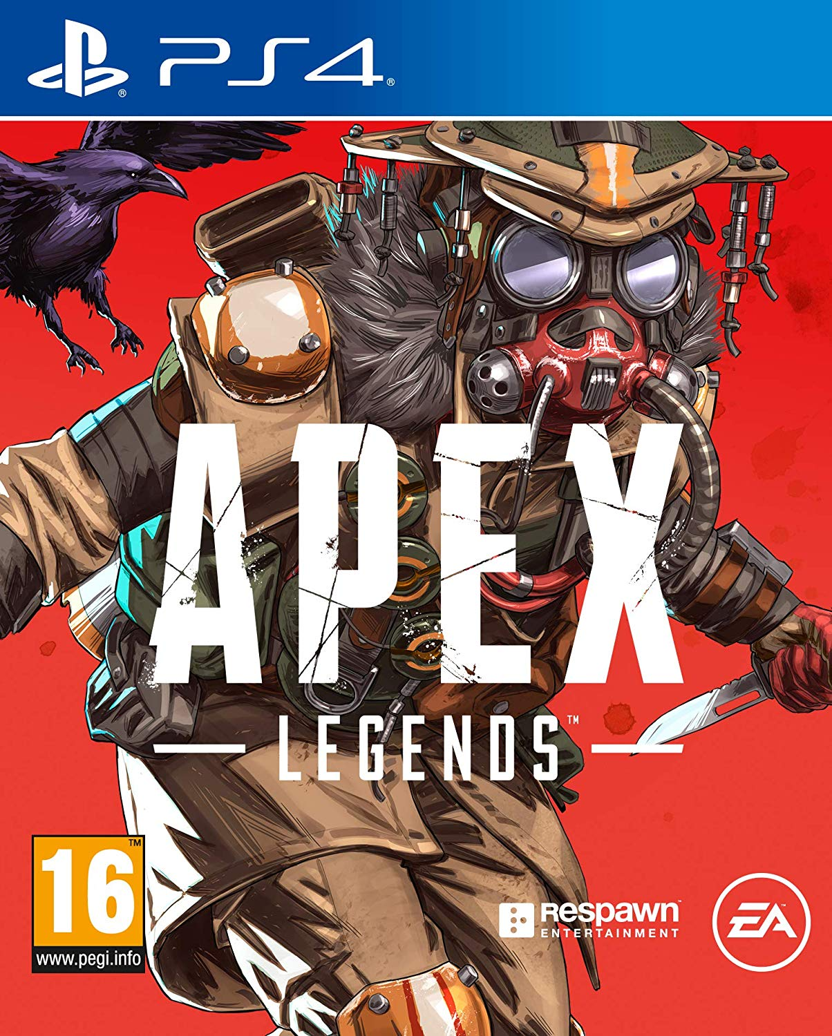 Apex Legends Bloodhound Edition - PlayStation 4 Játékok