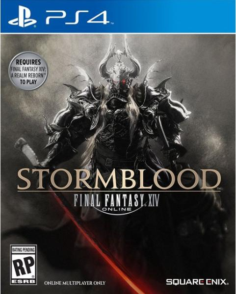 Square Enix Final Fantasy XIV Online Stormblood