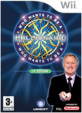 Who Wants To Be A Millionnaire - Nintendo Wii Játékok