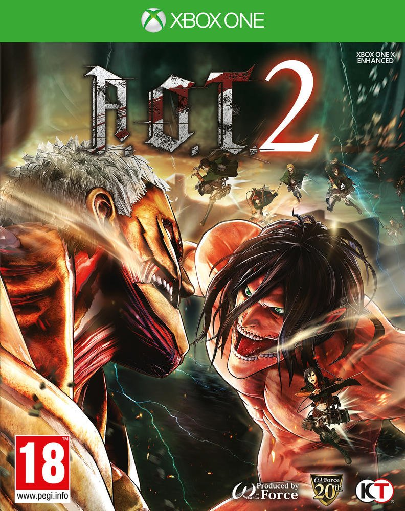Attack on Titan 2 (AOT 2)