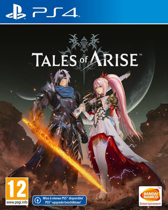 Tales of Arise - PlayStation 4 Játékok