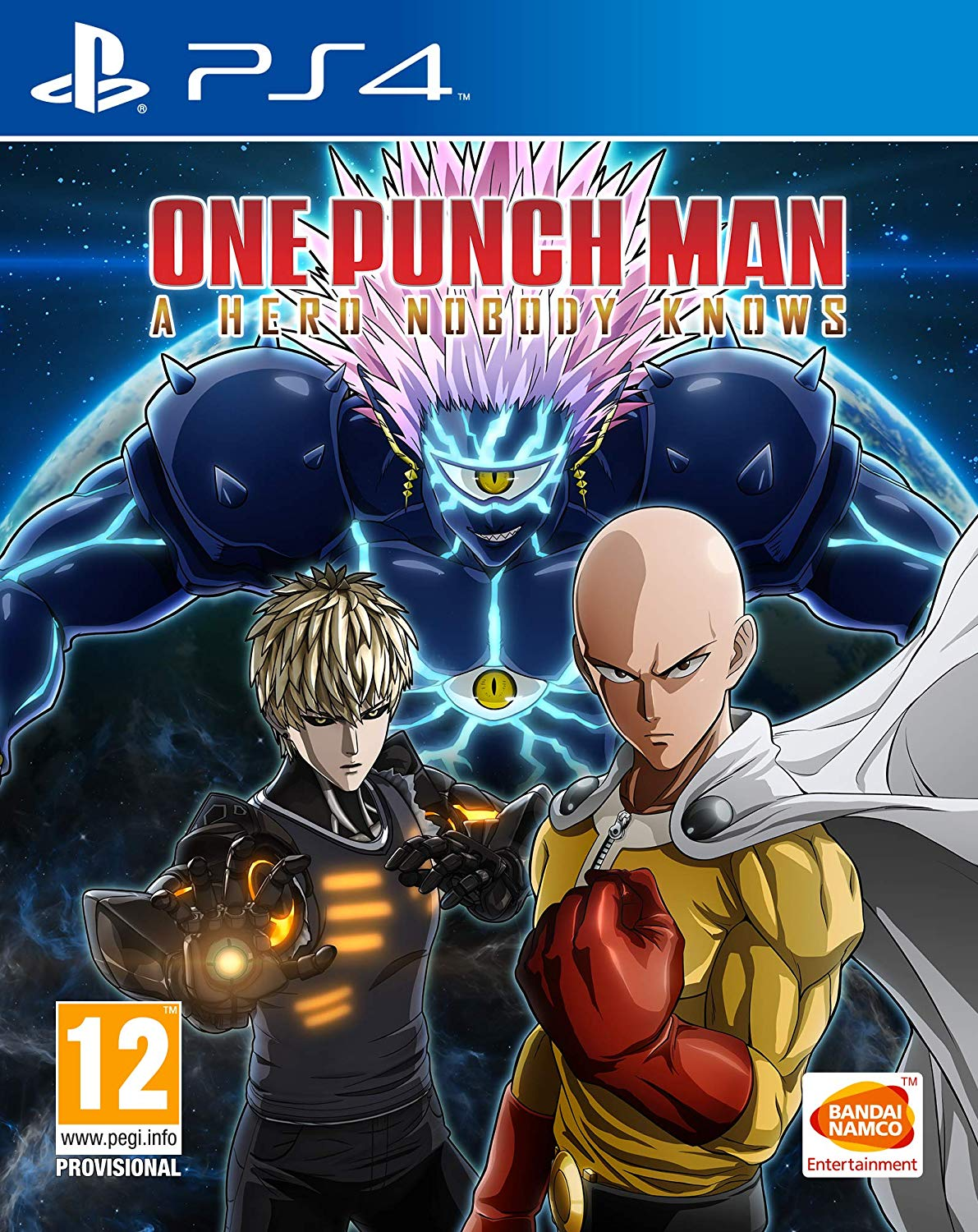 One Punch Man A Hero Nobody Knows