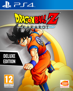 Dragon Ball Z Kakarot Deluxe Edition - PlayStation 4 Játékok