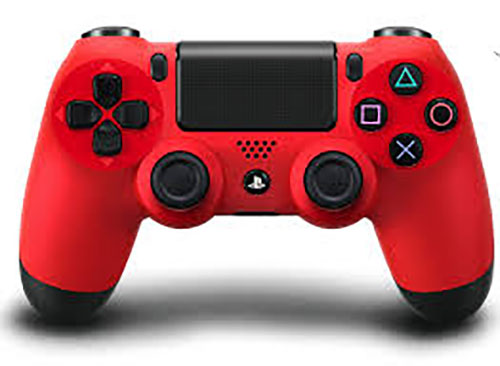 Sony Playstation 4 PS4 Dualshock 4 V2 Controller Magma Red