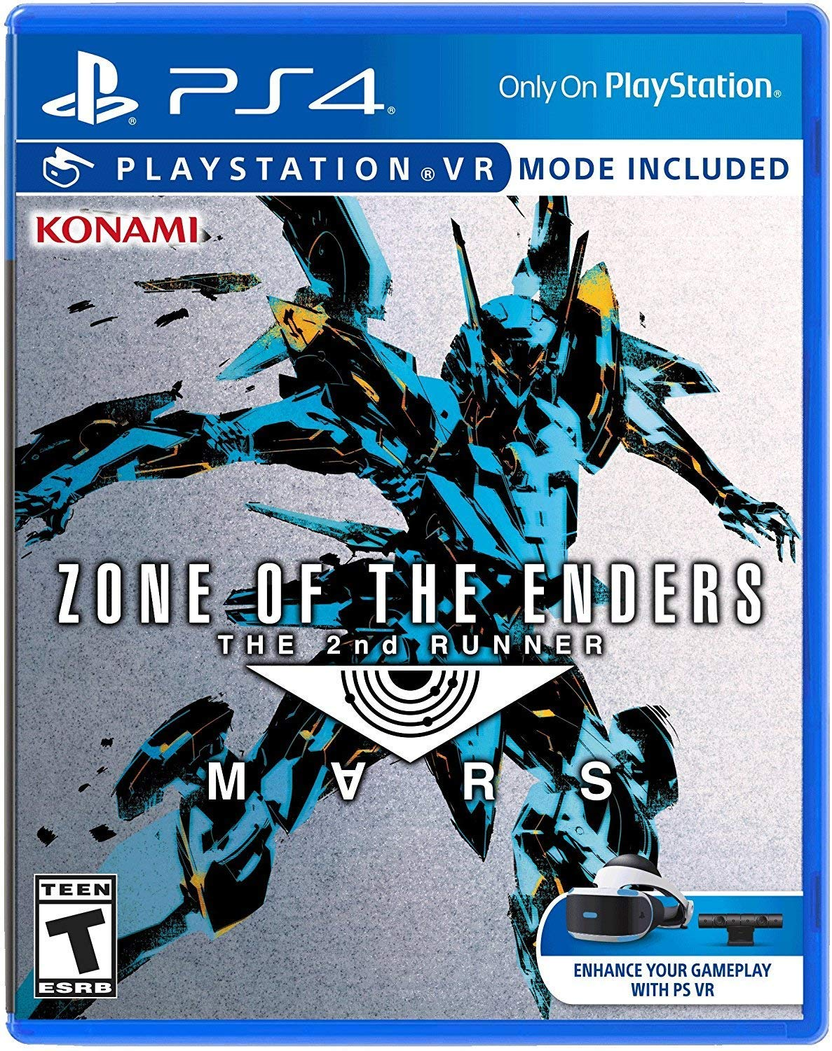 Zone of The Enders The 2nd Runner