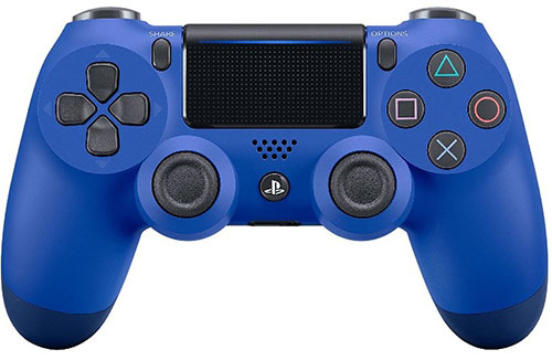 Sony Playstation 4  PS4 Dualshock 4 Controller Wave Blue