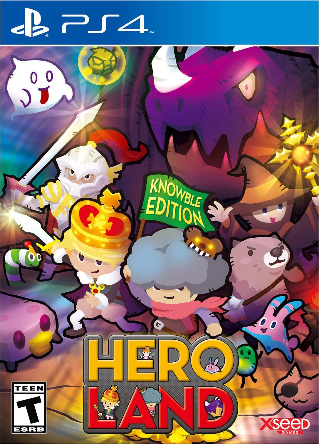 Hero Land Knowble Edition