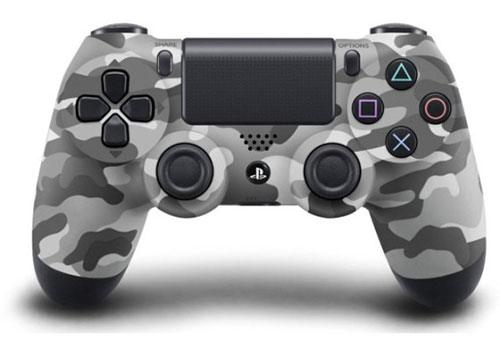 Sony Playstation 4 Dualshock 4 Controller  Camouflage