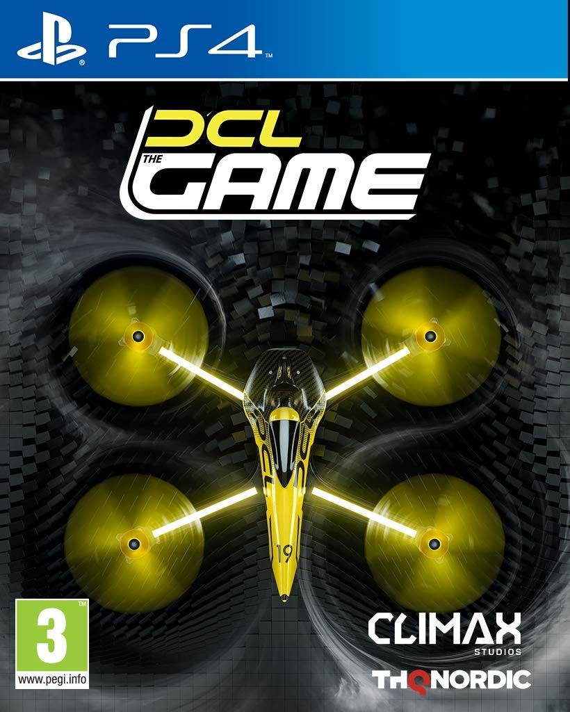 DCL Drone Championship League The Game