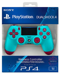 Sony DUALSHOCK 4 V2 Special Edition Berry Blue Controller