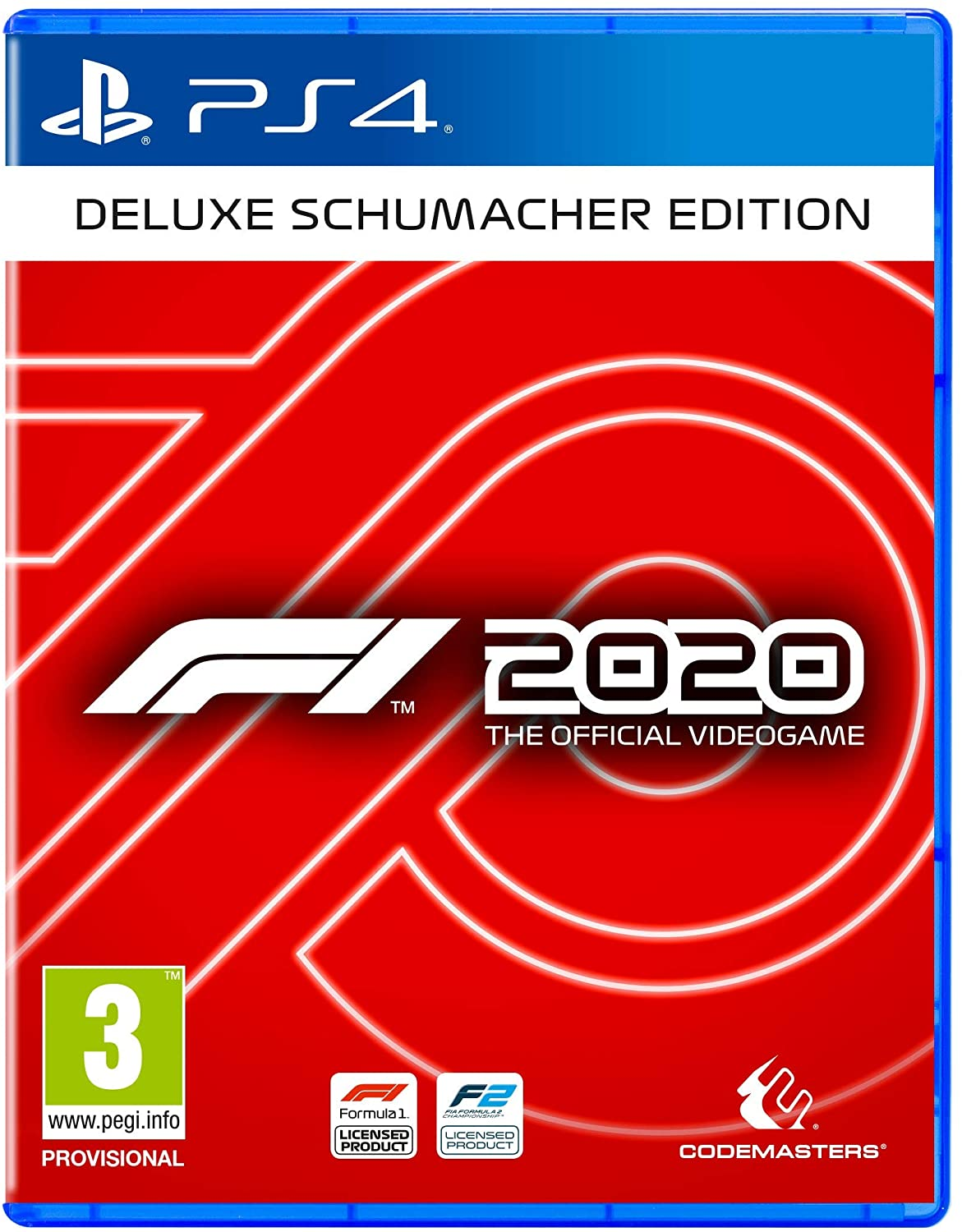 F1 2020 Deluxe Schumacher Edition