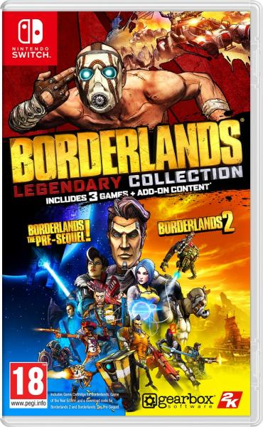 Borderlands Legendary Collection