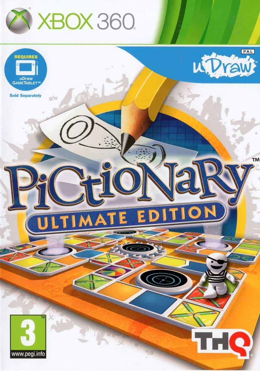 Udraw Pictionary Ultimate edition