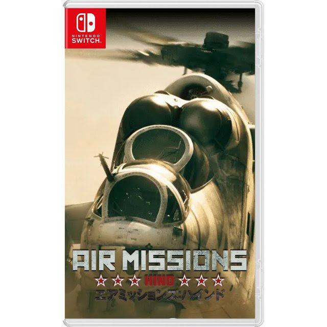 Air Missions HIND (japán, multilanguage)