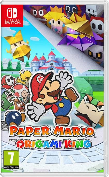 Paper Mario The Origami King