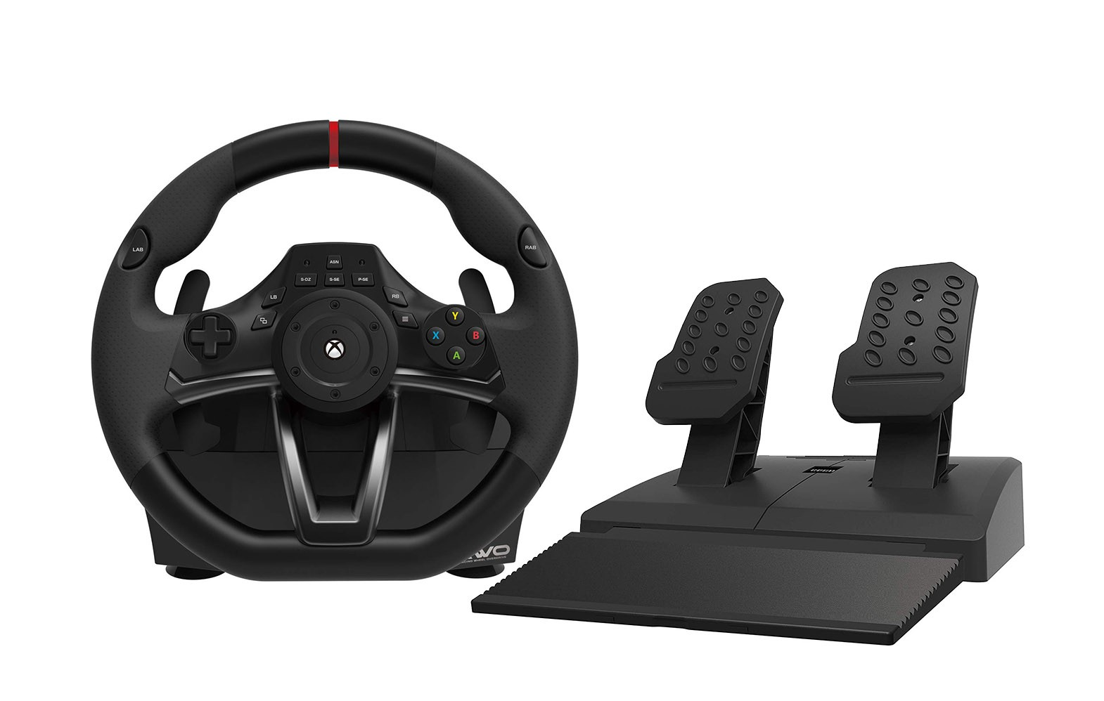 HORI RWO Racing Wheel Overdrive controller Licensed by Microsoft