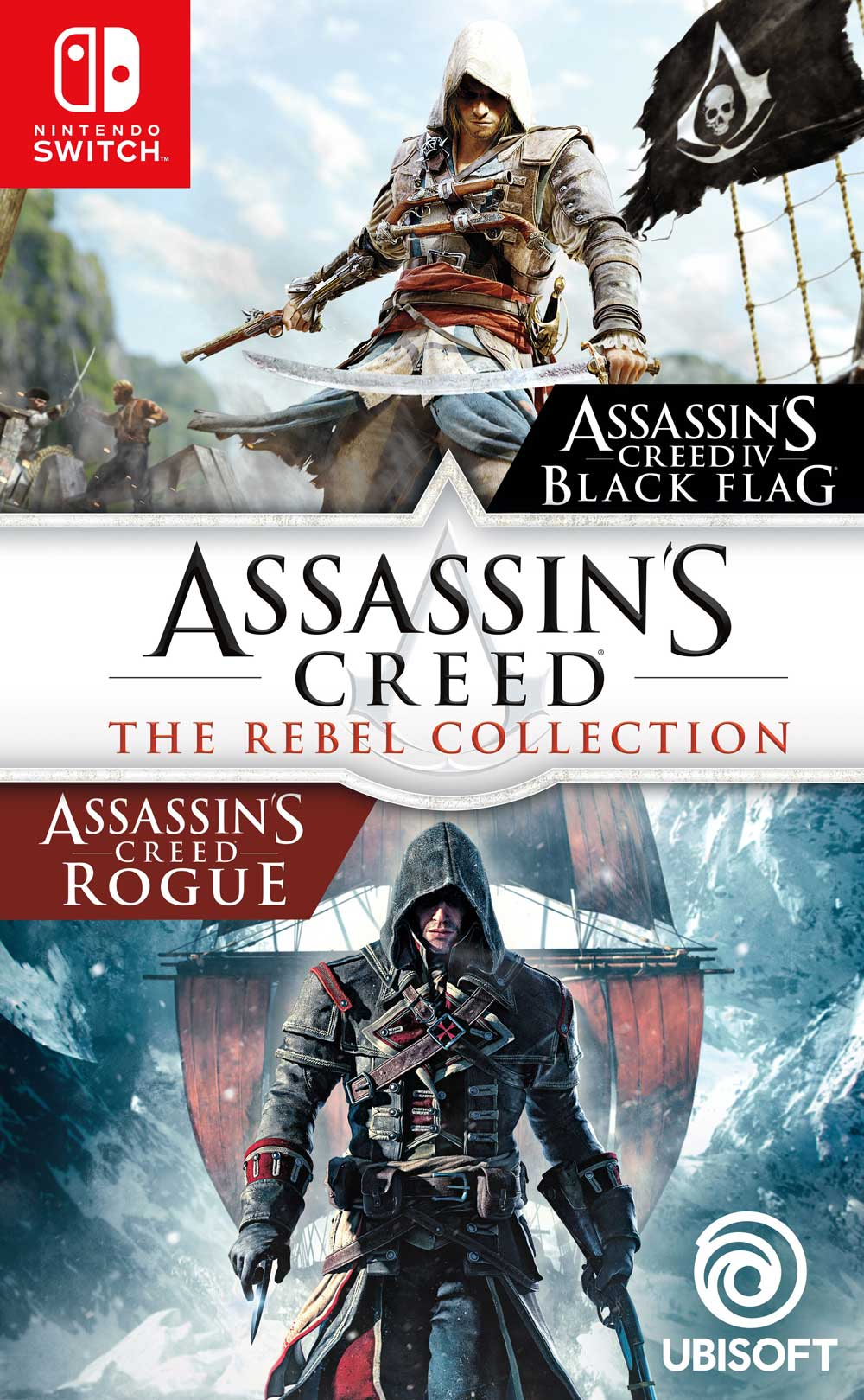 Assassins Creed The Rebel Collection