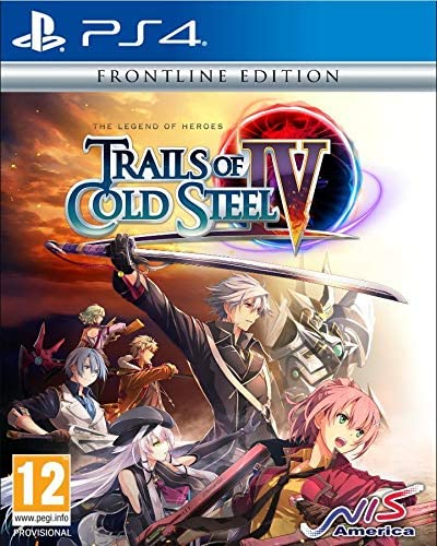 The Legend of Heroes Trails of Cold Steel IV Frontline Edition