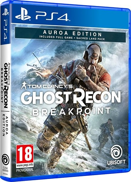 Tom Clancys Ghost Recon Breakpoint Auroa Edition