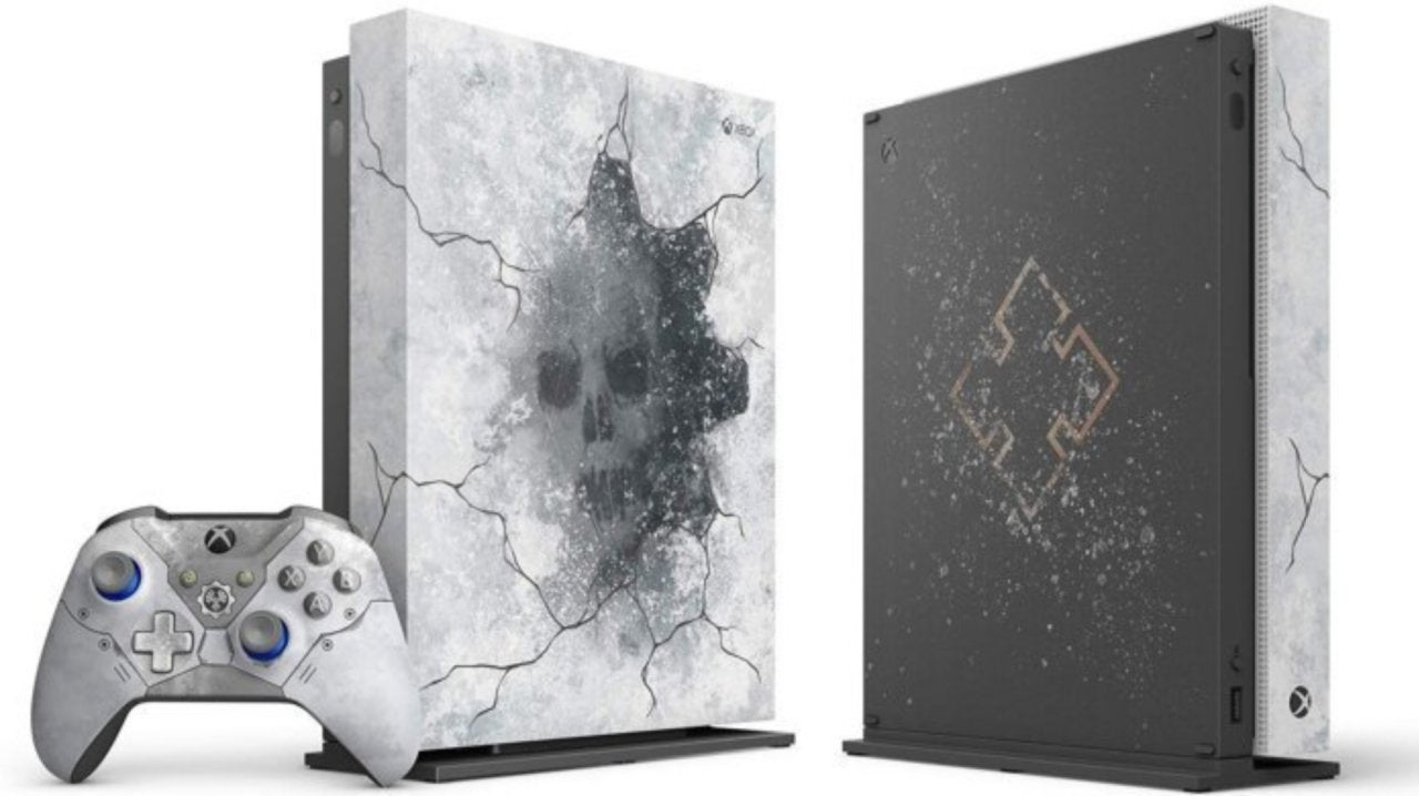 One X 1TB Gears 5 Limited Edition