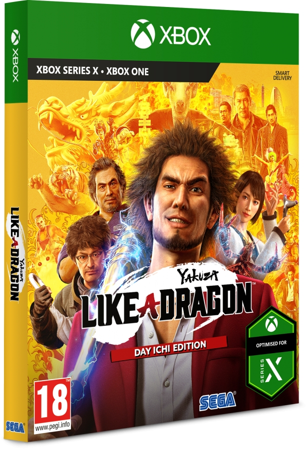 Yakuza 7 Like a Dragon Day Ichi Edition