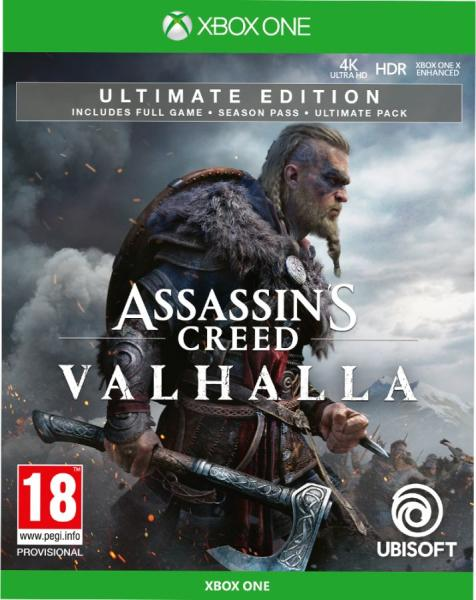 Assassins Creed Valhalla Ultimate edition (Smart Delivery)