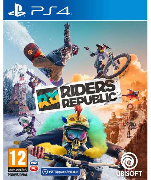 Riders Republic - PlayStation 4 Játékok