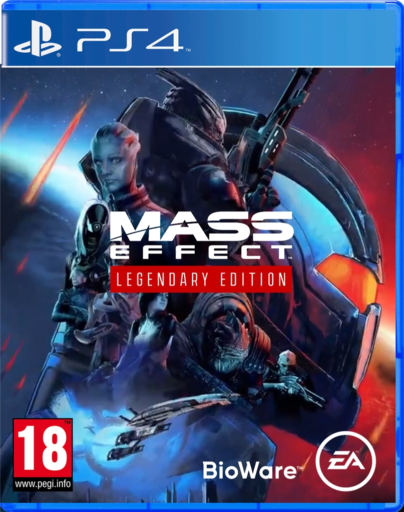 Mass Effect Legendary Edition (PS5 kompatibilis)