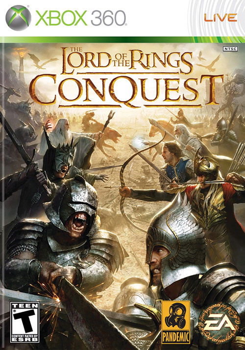 Lord of the Ring Conquest