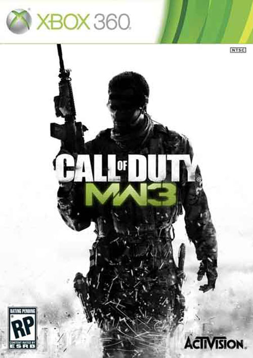 Call of Duty Modern Warfare 3 - Xbox 360 Játékok