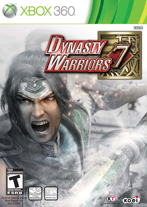 Dynasty Warriors 7 - Xbox 360 Játékok