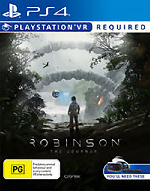 Robinson The Journey PSVR