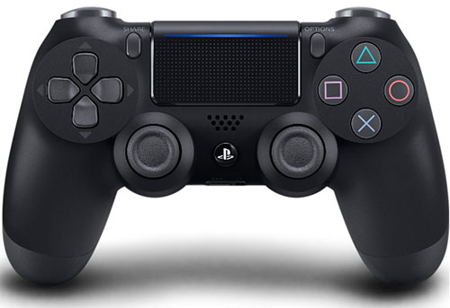 Sony Playstation 4 Dualshock 4 Wireless Controller New Version Black 2.0