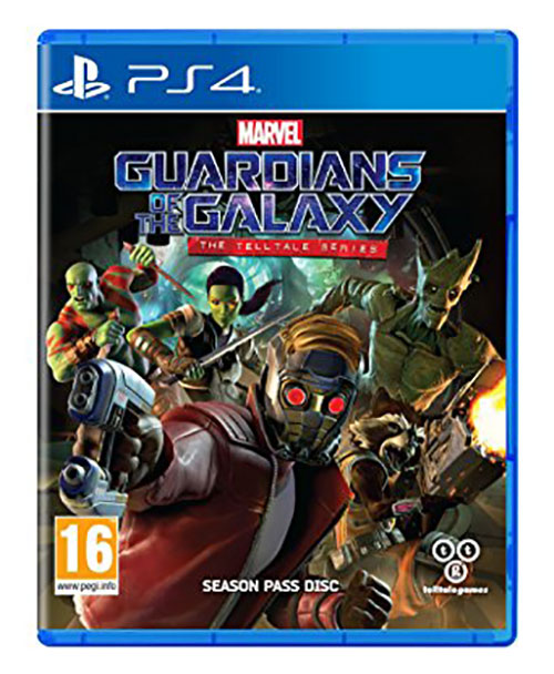 Marvel Guardians of the Galaxy The Telltale Series