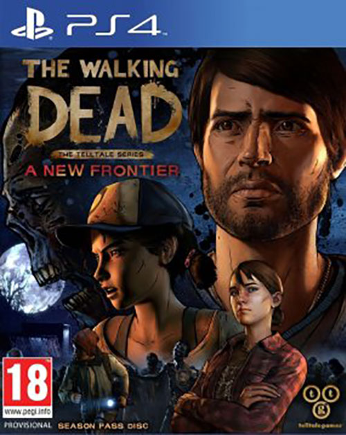 The Walking Dead New Frontier