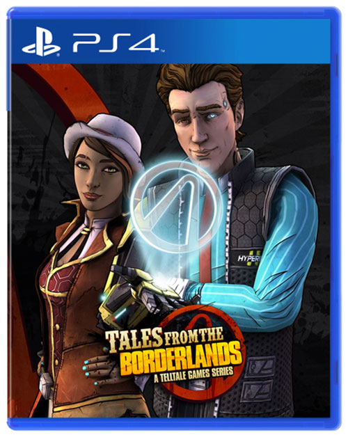 Tales of the Borderlands The Telltale Games Series - PlayStation 4 Játékok
